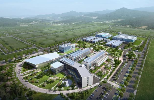 국가 물산업클러스터 조감도/제공=한국환경공단
