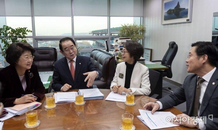 [포토] 국회 윤리위, '5·18 망언' 의원 징계안 논의