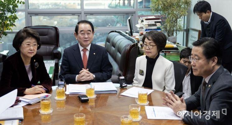 [포토] 국회 윤리위, '5·18 망언' 3인방 징계 논의