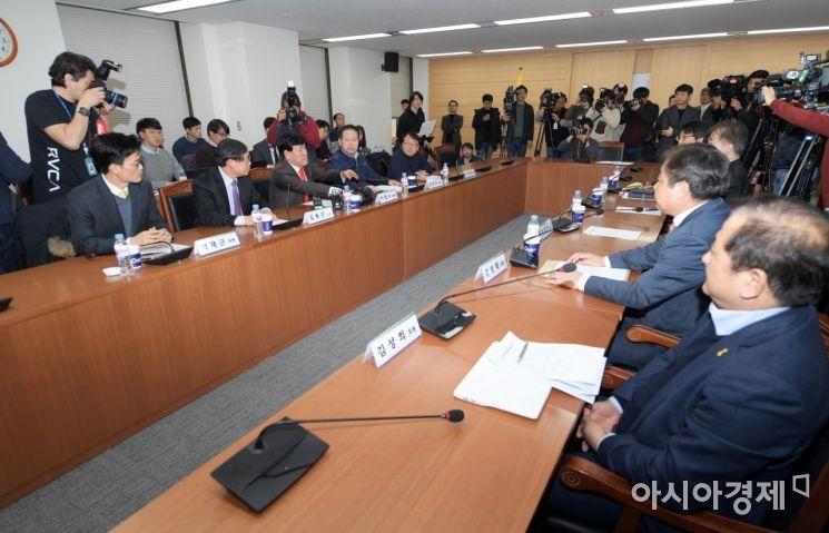 [포토]제8차 노동시간제도개선위원회 전체회의 시작