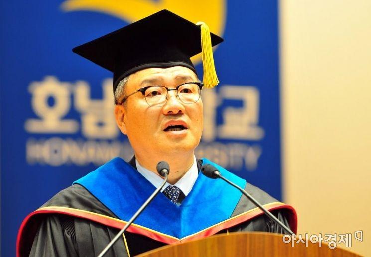 박상철 호남대 총장 취임…'최고 혁신대학' 도약