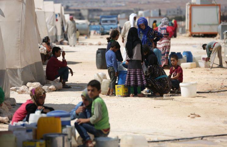 시리아 북서부 반군 최후거점지역인 이들립주(州) (사진=AFP연합뉴스)