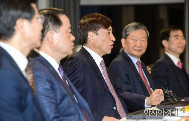 [포토] 한국은행, 경제동향간담회