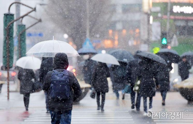 [포토]2월 어느 날, 눈