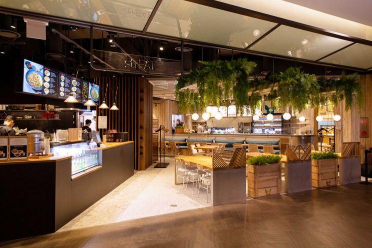 SPC그룹, 피그인더가든·스트릿 현대백화점 판교점 오픈