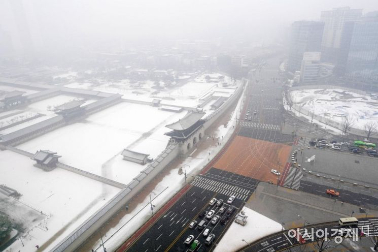 [포토]눈 펑펑