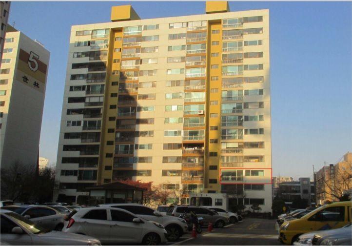 서울 성동구 마장동 세림아파트 전경