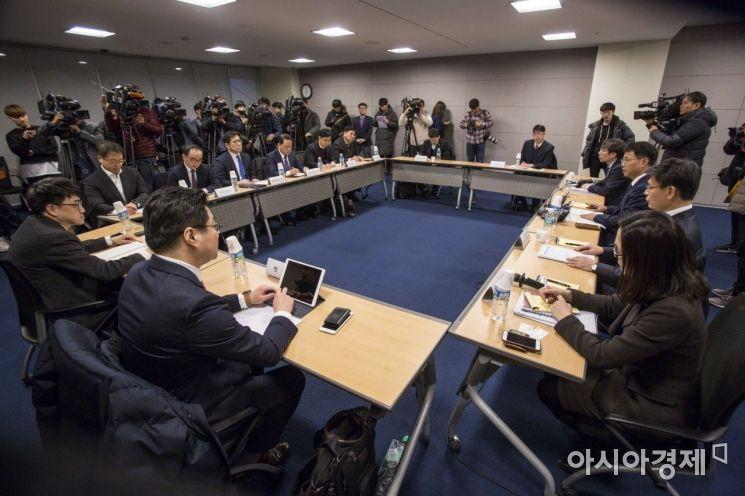 [포토]미 자동차 관세 대응 민관합동 회의