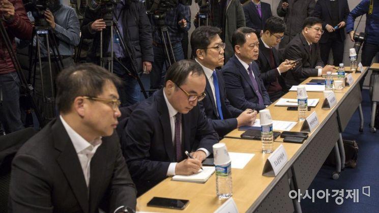 [포토]미 자동차 관세 민관합동 회의