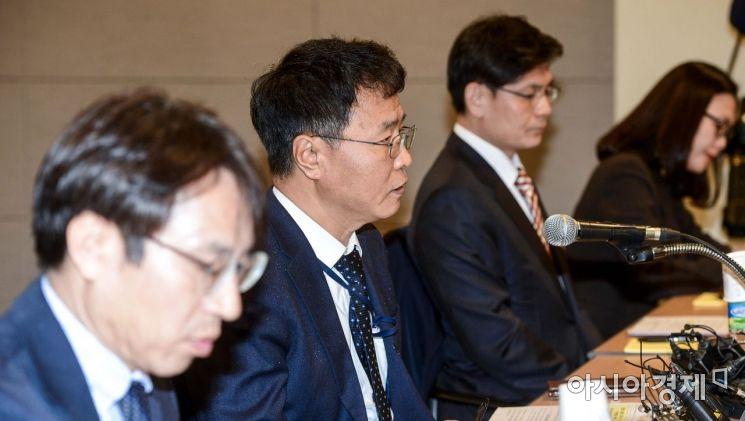 [포토]김용래 산업통상자원부 통상차관보 모두발언