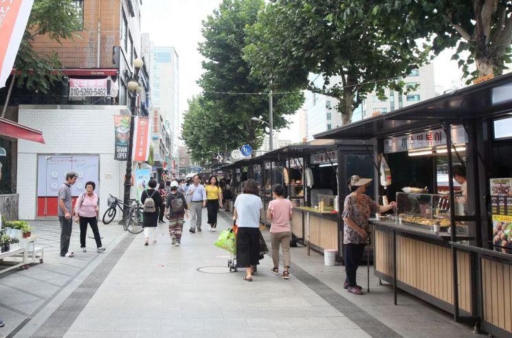 서울시, '걷기 편한 도시'에 1025억원 투자…보도 7만㎡ 정비
