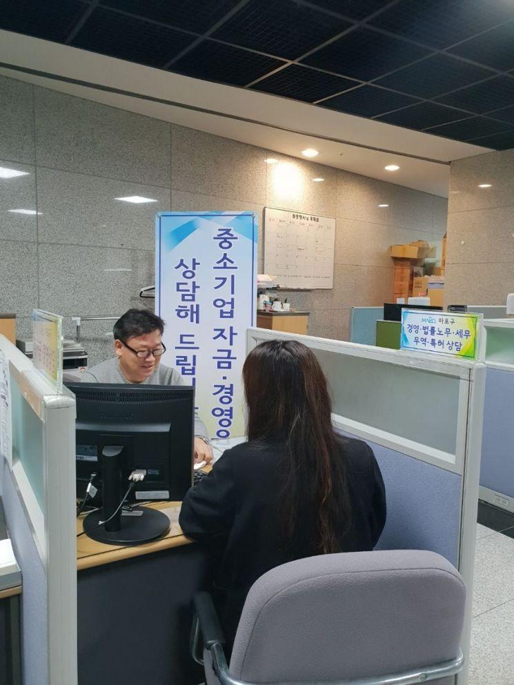 마포구 '일자리창출위원회' 운영…일자리 3만9000개 만든다