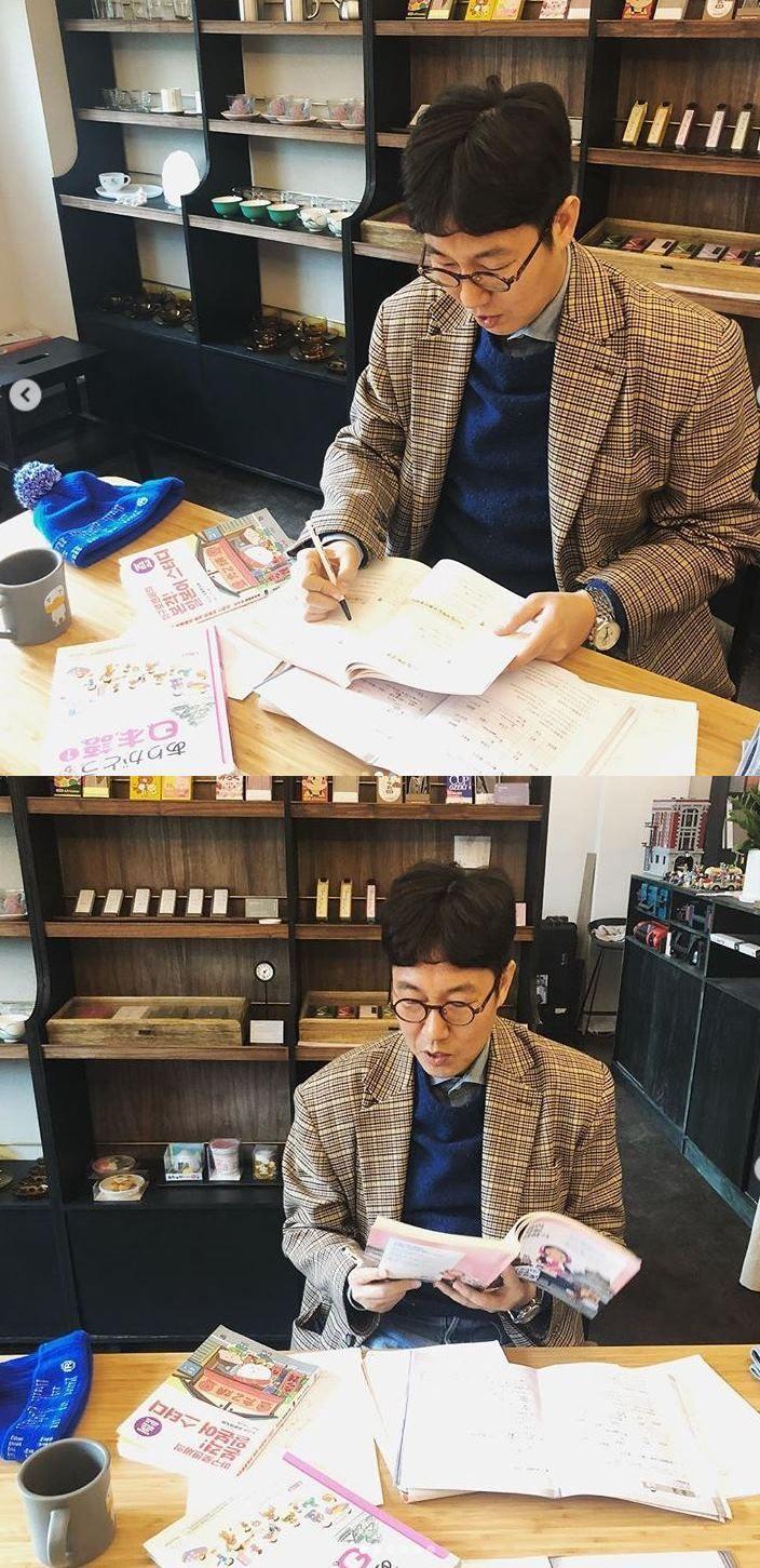 코미디언 김영철 / 사진=김영철 인스타그램