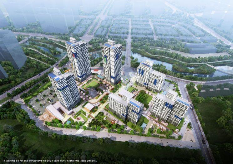 재개발 임대비율 최대 30%…LH 아파트 등 10개 단지 후분양