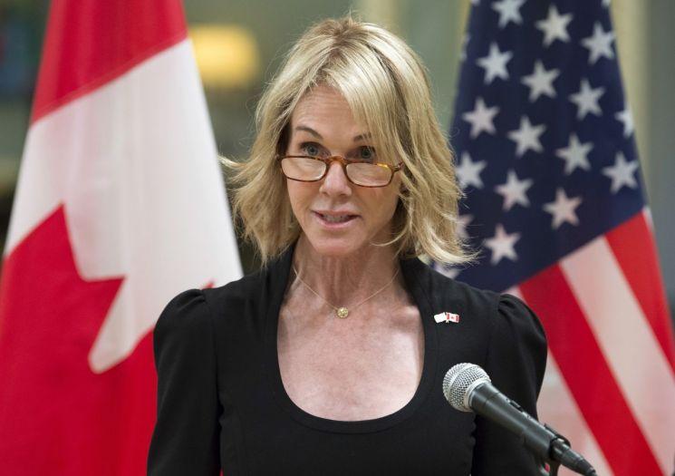켈리 크래프트 캐나다 주재 미국 대사 (사진=연합뉴스)
