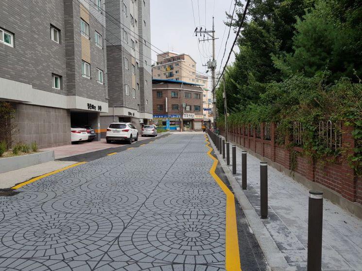 경기도 안전취약지역 '맞춤형 디자인'통해 개조…25억 투입