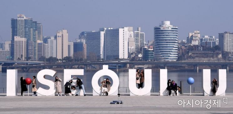[포토] '봄 나들이를 기념하며'