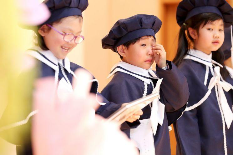 [포토] 제20회 성동구 민간어린이집 합동 졸업식 개최
