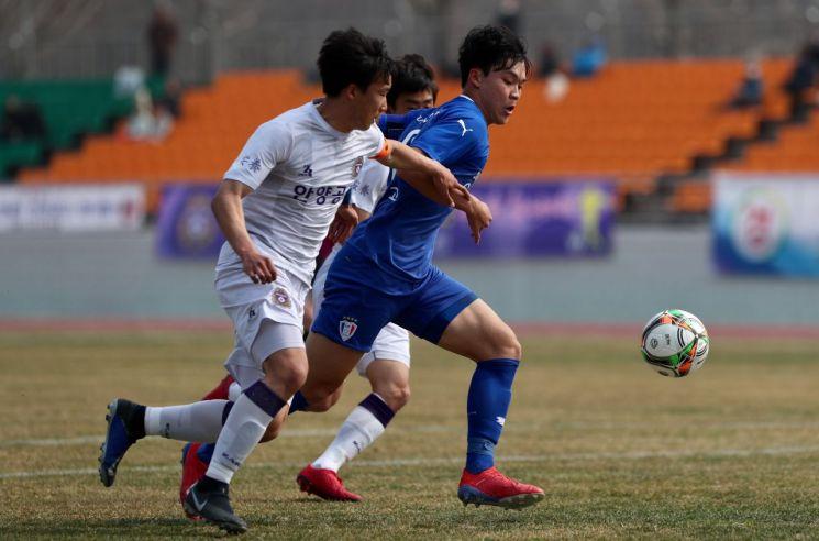 제21회 백운기 전국 고교축구대회 수원 매탄고 우승