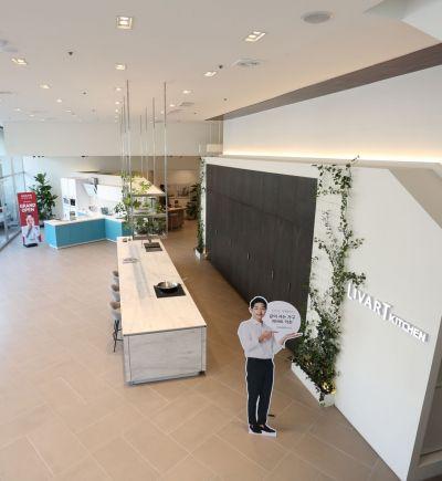 현대리바트, '리바트 키친 도곡전시장' 리뉴얼 오픈