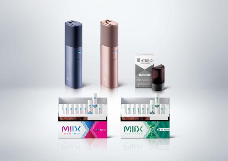 릴, 전자담배 브랜드가치 1위