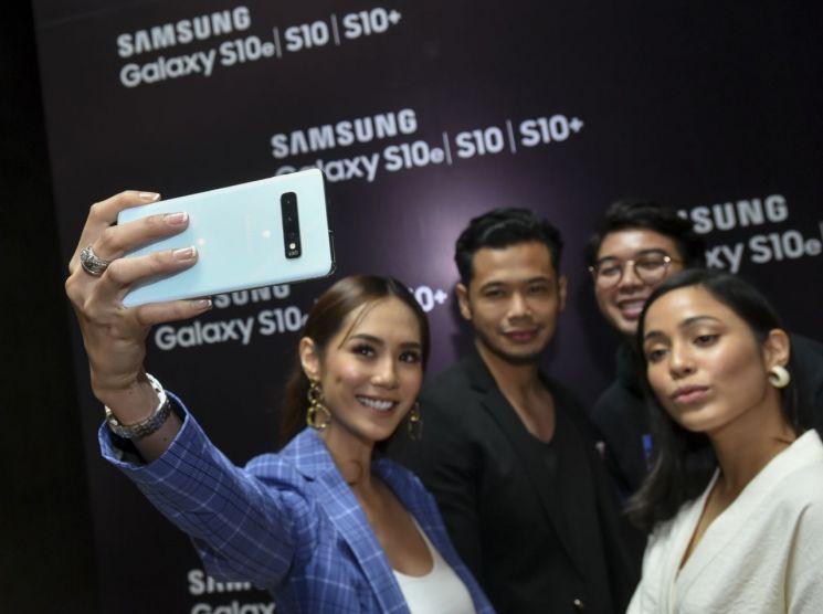 삼성 갤럭시 S10 말레이시아 출시 행사