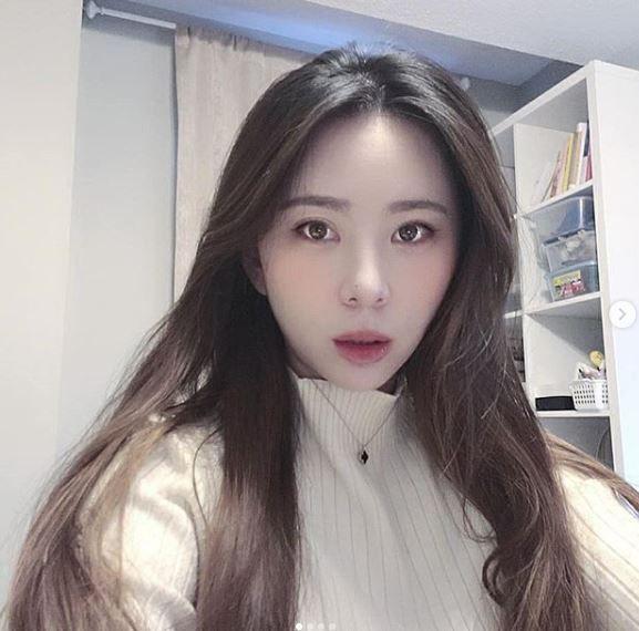 배우 윤지오 / 사진=윤지오 인스타그램 캡처