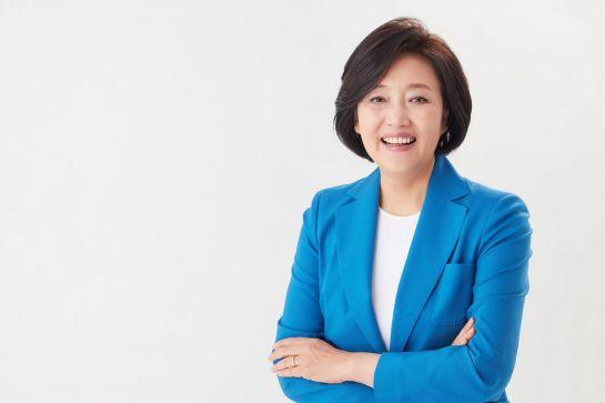 박영선 중소벤처기업부 장관 후보자
