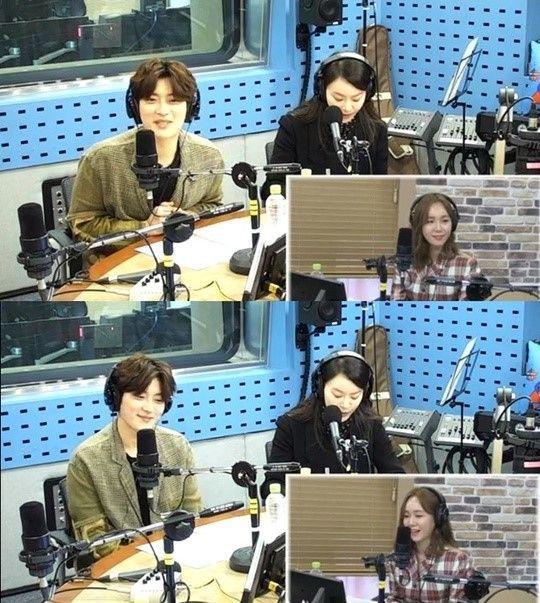 '최화정의 파워타임' 배우 장승조 / 사진=SBS 보이는 라디오