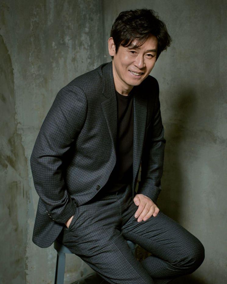 """[인터뷰①]설경구 """"롤모델 한석규, '우상' 촬영장 분위기 메이커"""""""
