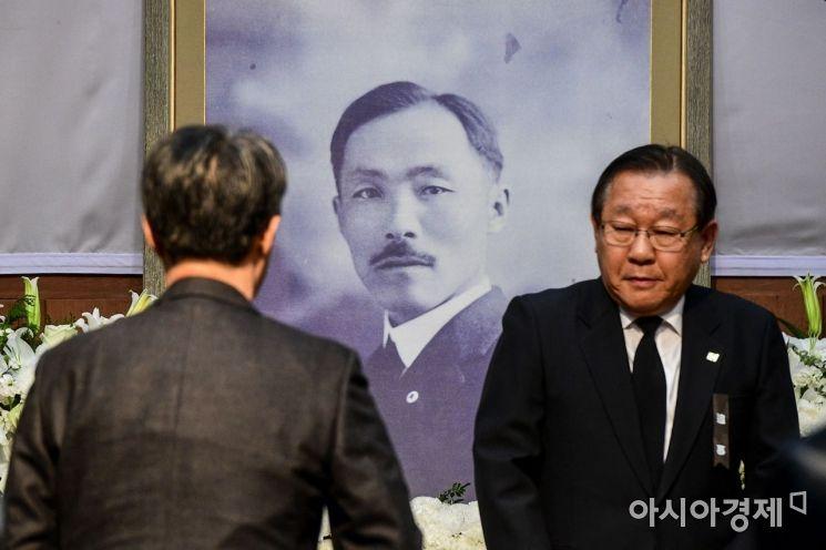 [포토]도산 안창호 선생 서거 81주기 추모식