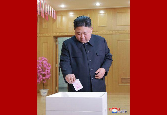 北대의원 교체율 50%…김정은 친형 '김정철' 이름 눈길
