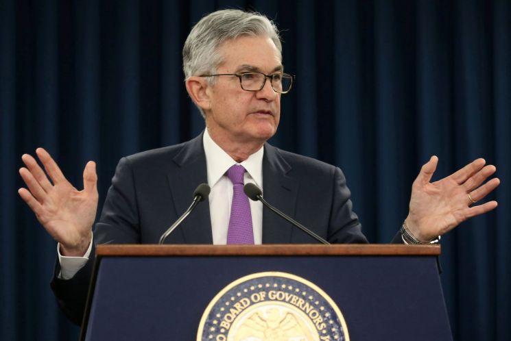 제롬 파월 미 연방준비제도(Fed) 의장. 사진 출처=로이터 연합뉴스