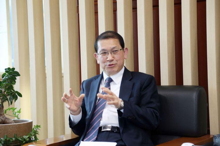 """""""유토피아 프로젝트, 농촌의 새로운 길 될 것"""" 김창길 농경연 원장"""