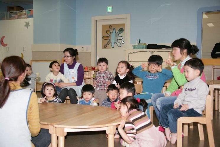 마포구, 경력단절여성 어린이집 보육교사로 양성