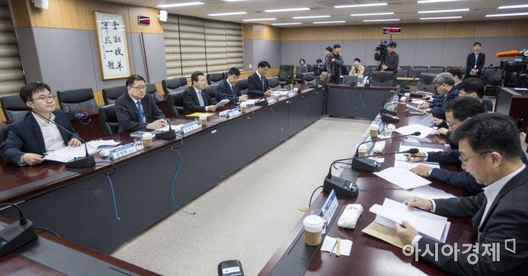 [포토] 기업 외부감사 부담 완화 위한 간담회 개최
