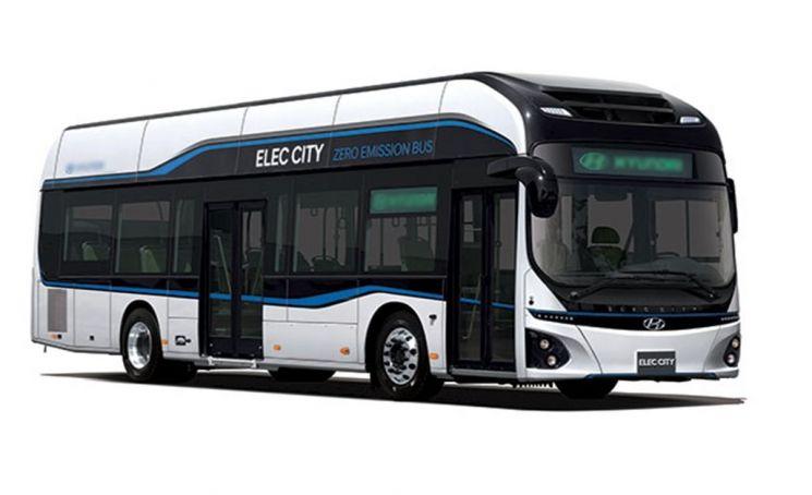 친환경 전기버스
