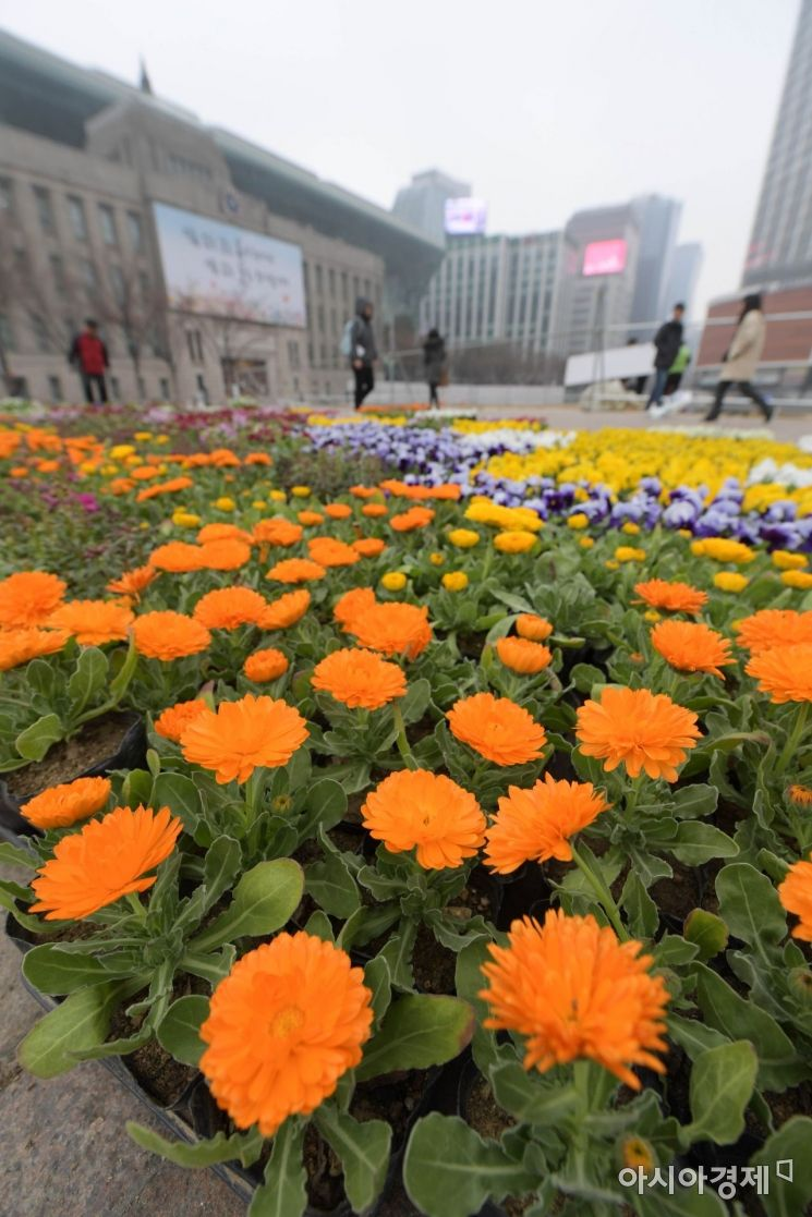 [포토]설레는 봄