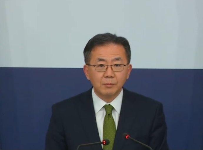 김인철 외교부 대변인