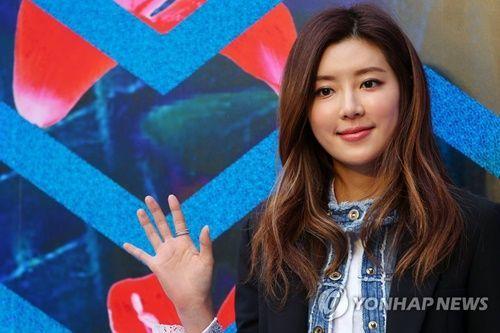 배우 박한별이 남편의 논란에도 드라마에서 하차하지 않겠다고 입장을 밝혔다/사진=연합뉴스