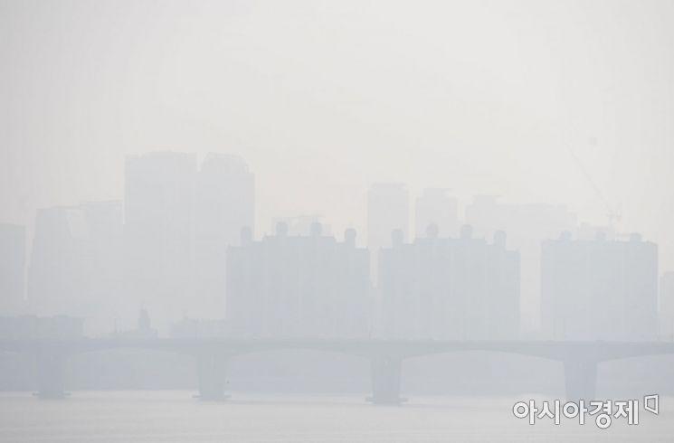 미세먼지(자료사진)