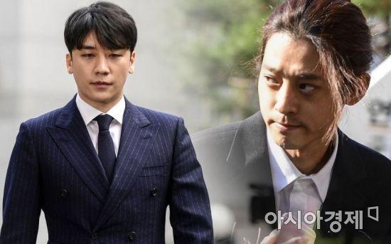 승리 '몽키뮤지엄 불법운영' 혐의 추가 입건…비공개 조사 뒤 귀가