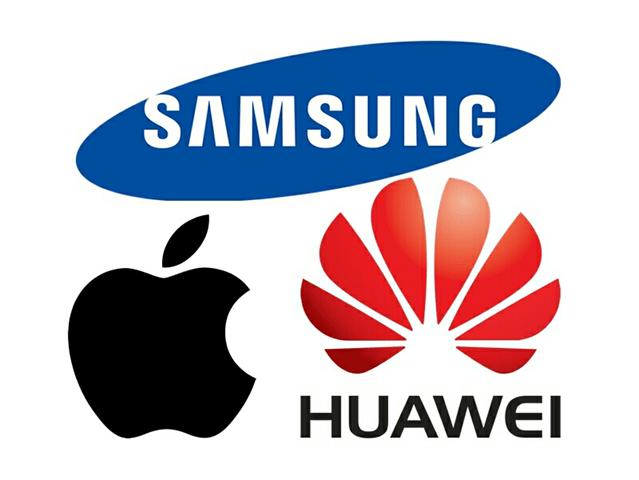 화웨이에 쫓긴 삼성, 애플의 반도 못 벌었다