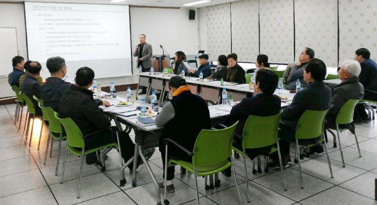 고창군, 문화관광재단 설립 군민설명회…62% 찬성