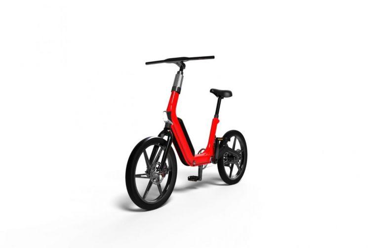 파워라이드사의 전기자전거