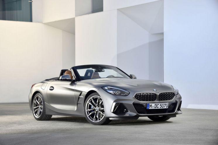 BMW 뉴 Z4(사진=BMW코리아 제공)