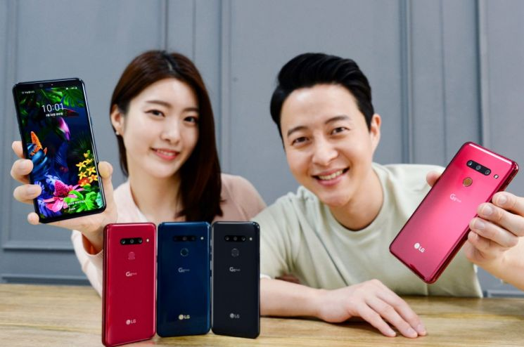 LG G8의 추격전…갤럭시S10 넘을 카드는 '가성비'(종합)