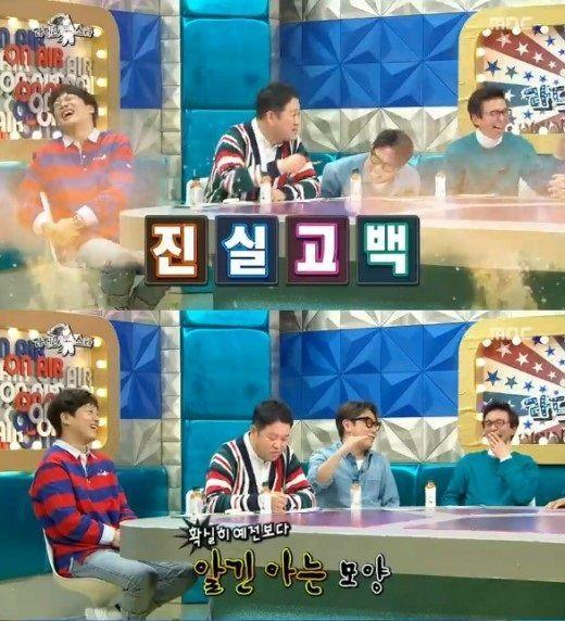 '라디오스타' 출연 배우 차태현 / 사진=MBC 방송 캡처