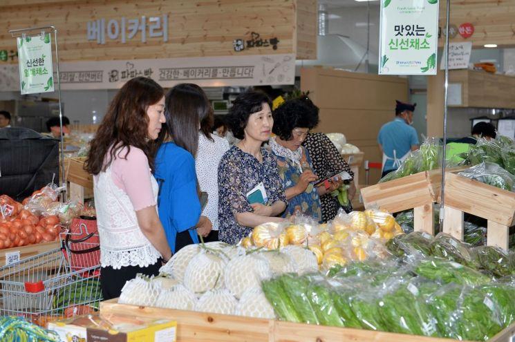 광주 남구 로컬푸드 직매장 '지방자치 경영대전' 우수상 수상