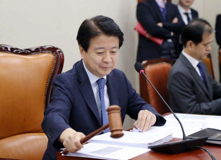 노웅래 과학기술정보방송통신위원회 위원장. 사진=연합뉴스